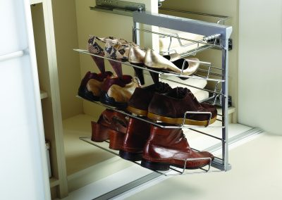 3 Tier - Pull Out Shoe Rack