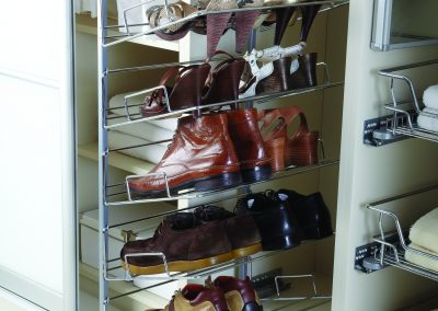 5 Tier - Pull Out Shoe Rack