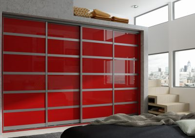 Chilli Red Mirror Gloss