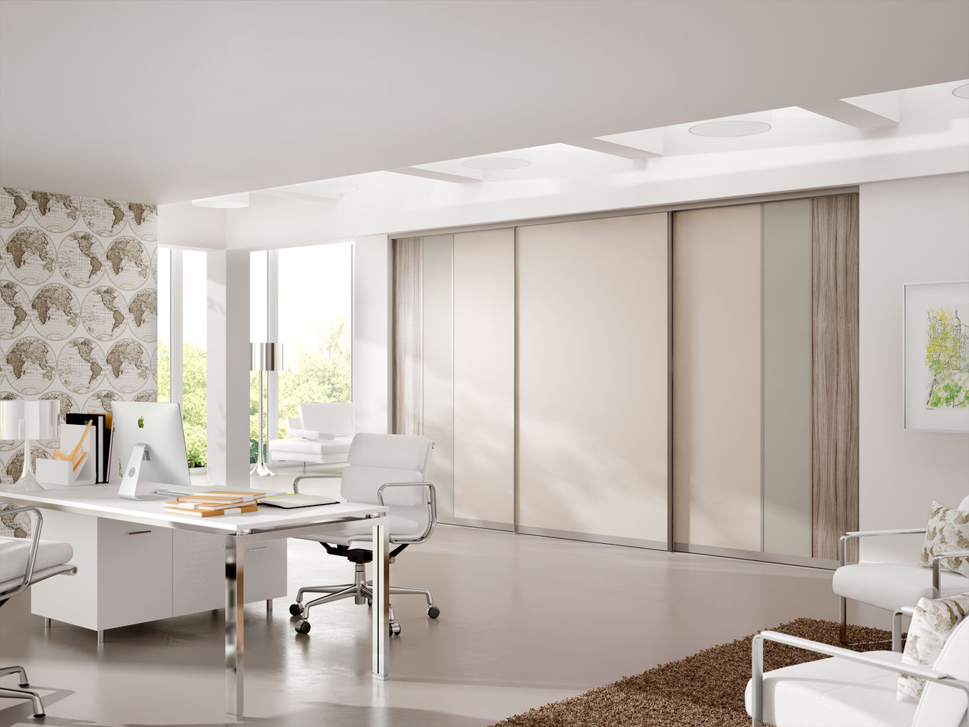 Volante Cashmere Stone Grey Driftwood Coventry