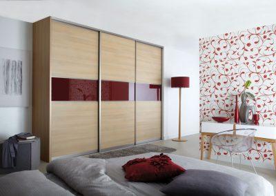 Ferrara Oak Dark Red