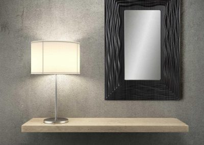 Square Feature Wall Mirror